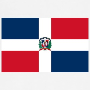 Dominican Flag - Adjustable Apron