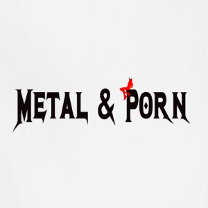 Metal_porn_1 - Adjustable Apron