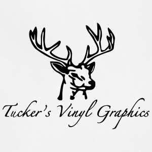 Tucker's Vinyl Graphics - Adjustable Apron