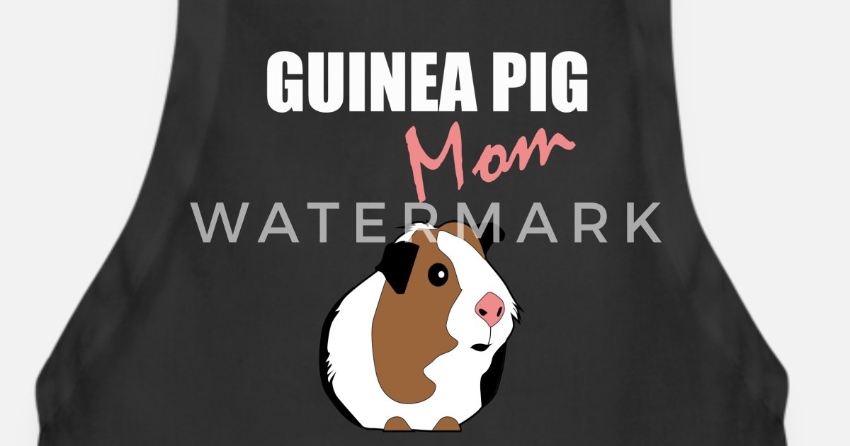 fb862dd4 Ginuea pig Mom Apron | Spreadshirt