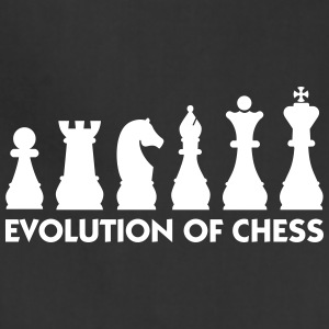 The Evolution Of Chess - Adjustable Apron