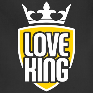 The Love King - Adjustable Apron