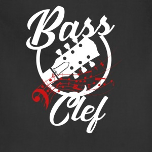 Bass Player Shirt - Adjustable Apron