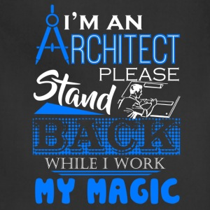 Architect Shirt - Adjustable Apron