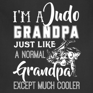Judo Grandpa Shirt - Adjustable Apron