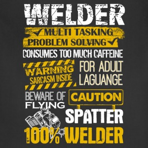 Welder Shirts - Adjustable Apron