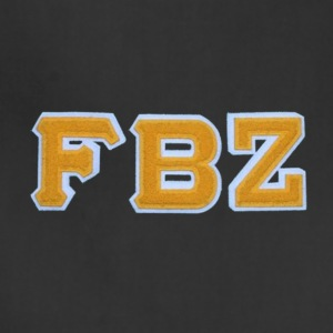 Flatbush Zombies Collegiate FBZ Logo - Adjustable Apron