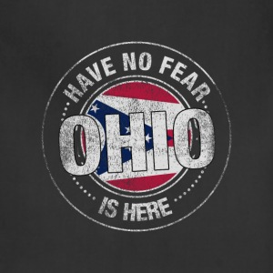 Have No Fear Ohio Is Here - Adjustable Apron
