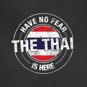 Have No Fear The Thai Is Here - Adjustable Apron