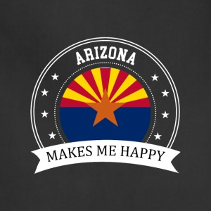 Arizona Makes Me Happy - Adjustable Apron