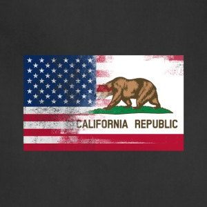California American Flag Fusion - Adjustable Apron