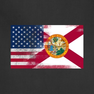 Florida American Flag Fusion - Adjustable Apron