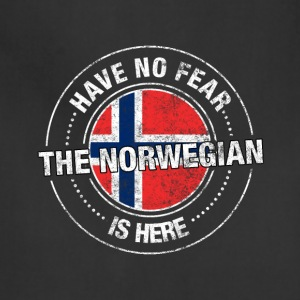 Have No Fear The Norwegian Is Here Shirt - Adjustable Apron