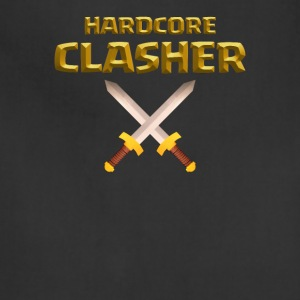 Hardcore Clasher Clash of Clans Players and Fans - Adjustable Apron