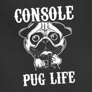 Console pug life - Adjustable Apron