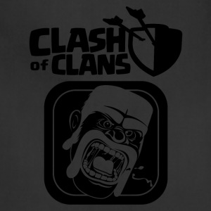 Barbarian Clash of Clans - Adjustable Apron