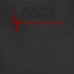 sudden cardiac arrest survivor - Adjustable Apron