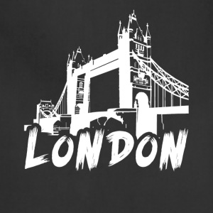 LONDON TEE SHIRT - Adjustable Apron