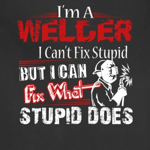 I'm A Welder Shirt - Adjustable Apron