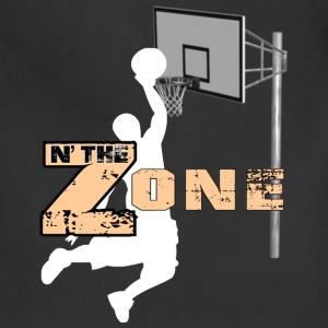 Basketball Zone - Adjustable Apron