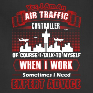 AIR TRAFFIC CONTROLLER SHIRT - Adjustable Apron