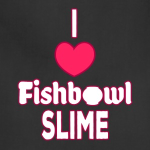 I Heart Fishbowl Slime - Adjustable Apron