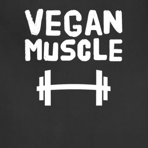Vegan muscle - Adjustable Apron