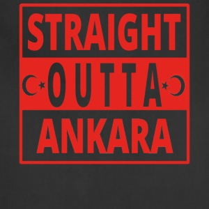 straight outta Ankara TUeRKEI - Adjustable Apron