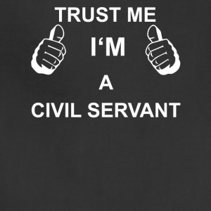 TRUST ME I M CIVIL SERVANT - Adjustable Apron