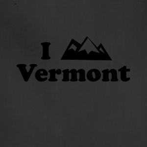 vermont mountain - Adjustable Apron