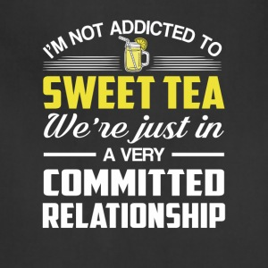 Sweet Tea Were Committed Relationship - Adjustable Apron