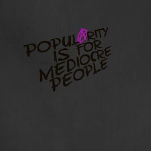 Mediocre Popularity - Adjustable Apron