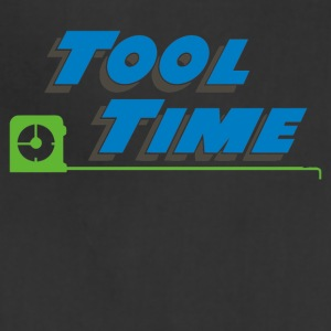Tool Time - Adjustable Apron