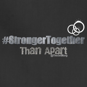 Stronger Together - Adjustable Apron