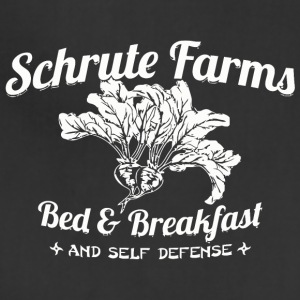 Schrute Farms Bed Breakfast - Adjustable Apron