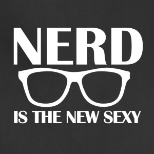 Nerd is the New Sexy - Adjustable Apron