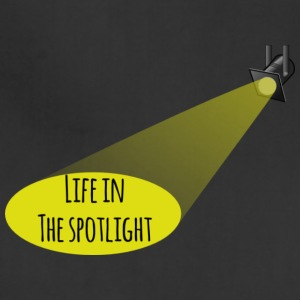 Life In The Spotlight - Adjustable Apron