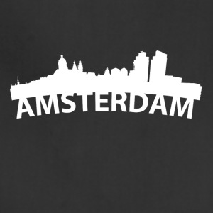 Arc Skyline Of Amsterdam Netherlands - Adjustable Apron