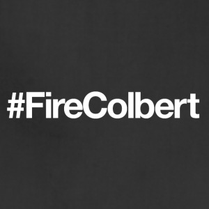 #FireColbert - Fire Colbert Tee - Adjustable Apron