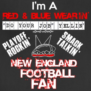 NEW ENGLAND FOOTBALL FAN - Adjustable Apron