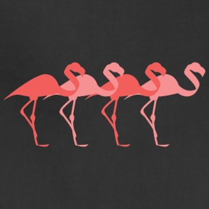 Flamingos - Adjustable Apron