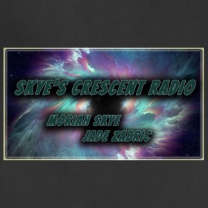 Skye's Crescent Radio - Adjustable Apron