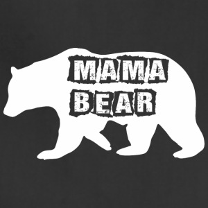 Mama Bear Mothers Day - Adjustable Apron