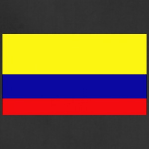 colombia flag 121244963 - Adjustable Apron