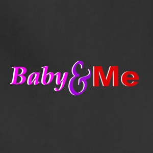 Baby and Me Logo - Adjustable Apron