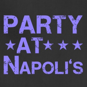 PARTY AT NAPOLIS NAPOLI'S CLEVELAND INDIANS - Adjustable Apron