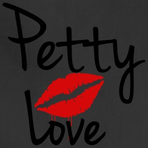 Petty Love tee - Adjustable Apron