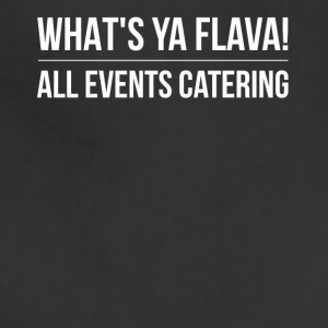 What's Ya Flava Tees & More - Adjustable Apron