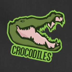 Crocodiles - Adjustable Apron