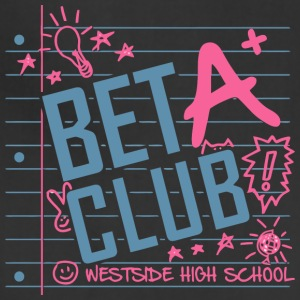 BETA CLUB WESTSIDE HIGH SCHOOL - Adjustable Apron